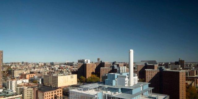 Renzo Piano firma il nuovo campus Manhattanville a New York