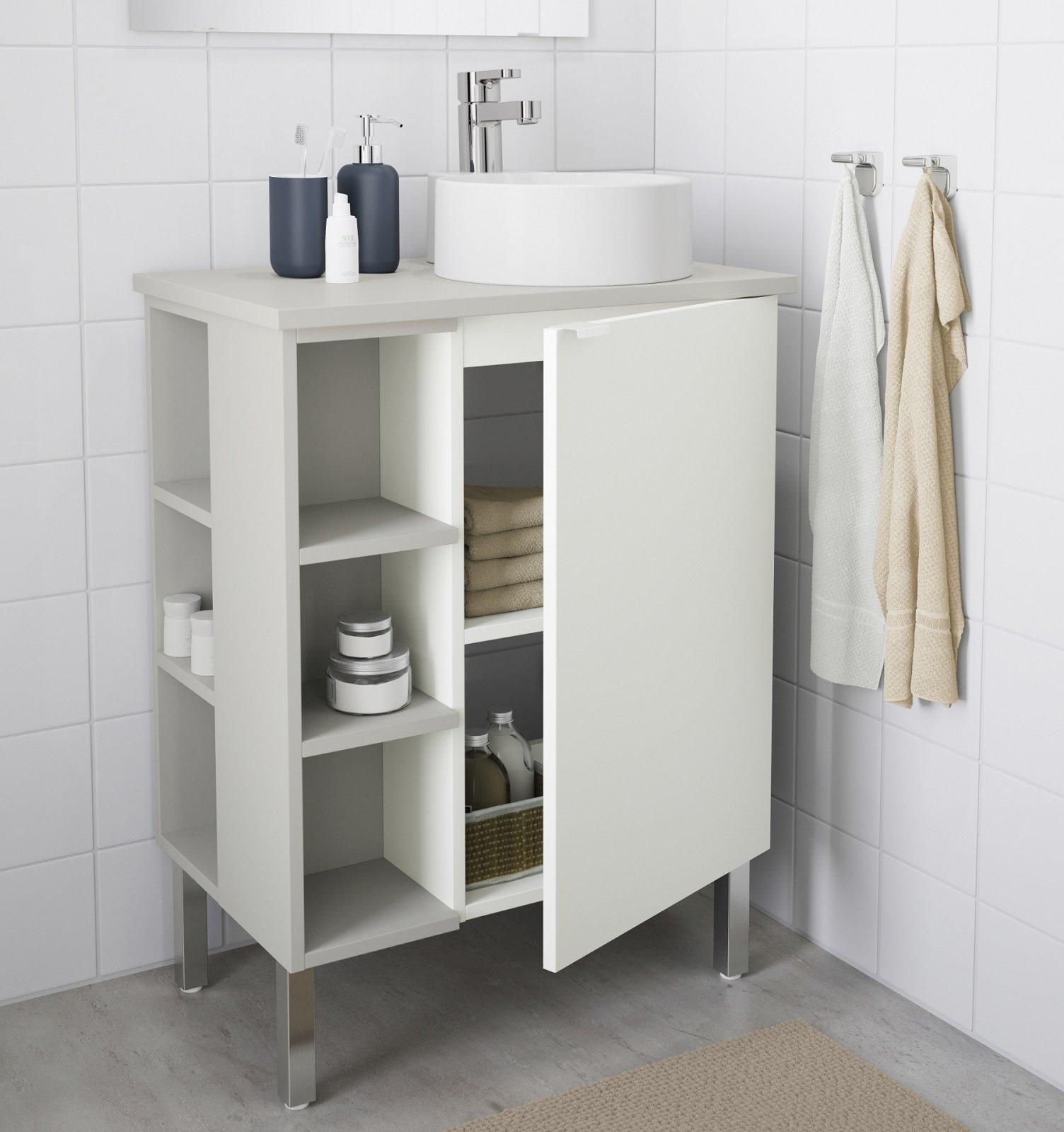 18 soluzioni salvaspazio per il bagno, per risparmiare centimetri