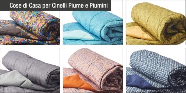 size 40 b7351 3dd9f Soffici coccole con i plaid Soft di Cinelli Piume e Piumini ...