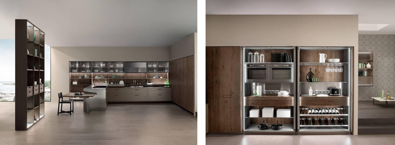 Organizzare Interno Mobili Cucina dentro i mobili della cucina: spazio in più, facile da usare