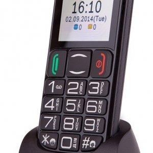 Mercury 2 TT200 di TTfone è un modello ideale per l'anziano per coloro che vogliano un semplice telefono mobile di base. I tasti grandi fisici Le grandi chiavi facili da leggere e i toni molto forti della suoneria e dell'audio lo rendono un dispositivo perfetto per gli over 65. E' dotato di connettività, Bluetooth, radio incorporata e una batteria di lunga durata con un tempo di riserva di circa 120 ore. Prezzo: 34,99 euro. www.ttfone.com