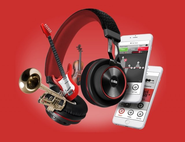 Con lecuffie wireless DJ UPdi SBS è possibile ascoltare la propria musica preferita ovunque ci si trovi. Una volta associate allo smartphone, che sia un iPhone o che sia un Android, al tablet, o al PC, è possibile ascoltare egestire la musica senza interruzioni, anche se si è lontani dal proprio dispositivo. Queste cuffie senza fili sono perfette per l'utilizzo quotidiano: ipadiglioni, dal diametro di 4 cm, sonoimbottiti, estremamente morbidi e isolanti. Lecuffie senza filiDJ UP si collegano, attraverso latecnologia wireless, ai tuoi dispositivi e mantengono la connessione fino a 10 metri di distanza. Sul lato dei padiglioni sono posti i tasti di accensione e spegnimento, controllo del volume, cambio traccia e risposta/fine chiamata: è possibile gestire la musica e rispondere alle chiamate facendo un semplice movimento. Queste cuffie wireless hanno un'autonomia di circa 5-6 ore, al termine delle quali è sufficiente ricaricarle utilizzando ilcavo di ricarica micro-USBincluso nella confezione. Per sfruttare fino in fondo le potenzialità delle cuffie wireless DJ UP, è consigliabile scaricare dall'AppStore o da Google Playl'app Go Tune, sviluppata da SBS per modificare le impostazioni di frequenza e l'equalizzazione della musica in base ai propri gusti. Prezzo: 59,90 euro. www.sbsmobile.store