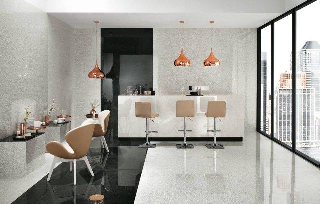 Piastrelle cucina a pavimento o parete anche multicolor cose di casa - Piastrelle cucina roma ...