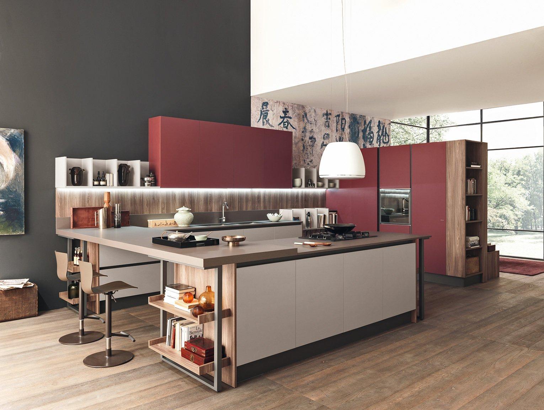 Scegliere il mood giusto per la tua cucina le 4 regole da seguire cose di casa - Cucine febal immagini ...
