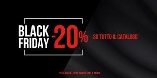 Gruppo Gabel per il Black Friday sconta tutto del 20%