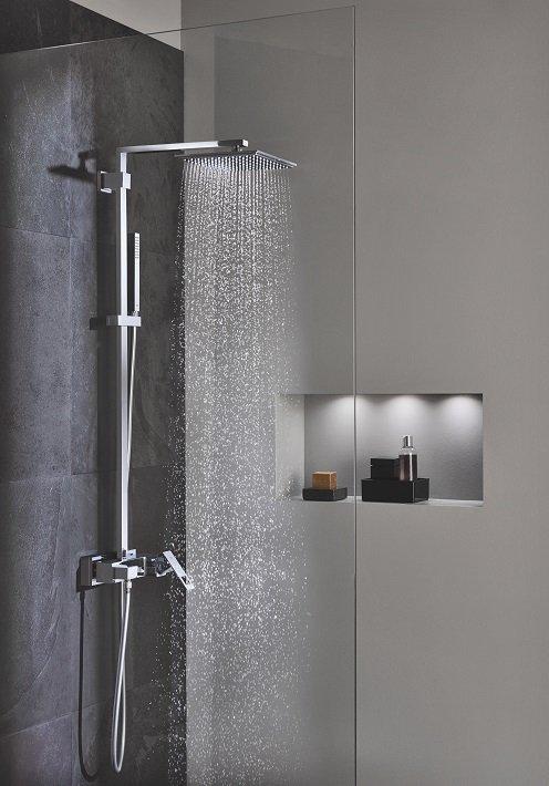 il bagno come stanza del relax per il sondaggio di. Black Bedroom Furniture Sets. Home Design Ideas