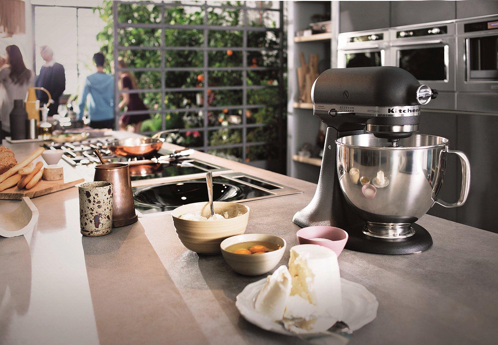 Planetaria: muscoli d\'acciaio per impastare in cucina - Cose di Casa