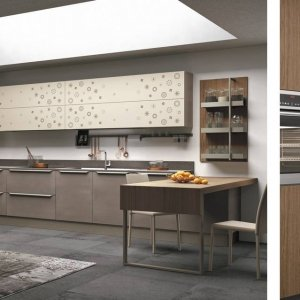 Dentro i mobili della cucina: spazio in più, facile da usare ...