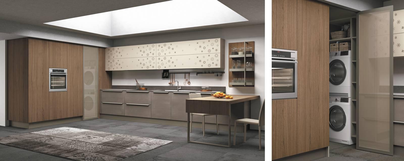 Dentro i mobili della cucina: spazio in più, facile da usare - Cose ...