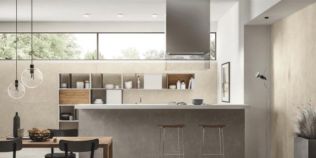 Piastrelle cucina, a pavimento o parete, anche multicolor