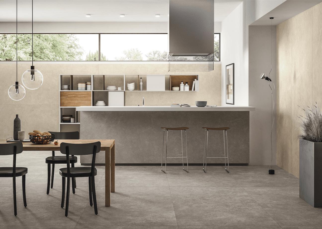 piastrelle cucina a pavimento o parete anche multicolor