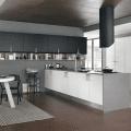 cucina Febal con vani a giorno