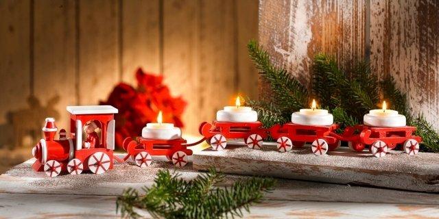 Decorazioni di Natale: oggettistica per rendere bella la tavola