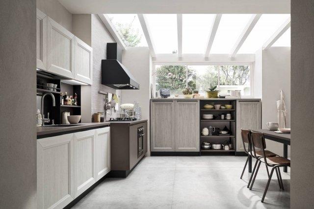 Cucine con il piano in laminato cose di casa - Veneta cucine start time prezzo ...