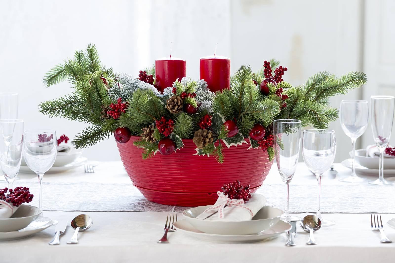 Tavola Di Natale 10 Proposte In Colori E Stili Diversi Cose Di Casa