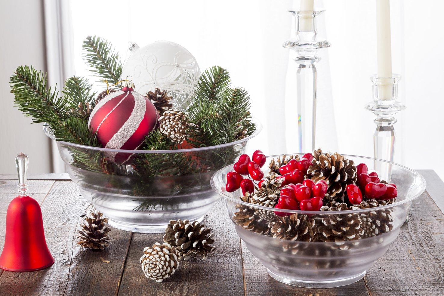 Bienaim Albero Di Natale E Decorazioni Crea Una Magica Atmosfera Cose Zi  With Come Creare Addobbi Natalizi.