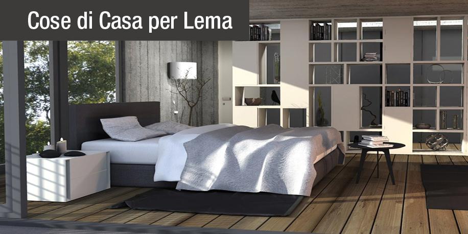 Arredare la camera da letto un progetto di interior for Piccoli piani casa 4 camere da letto
