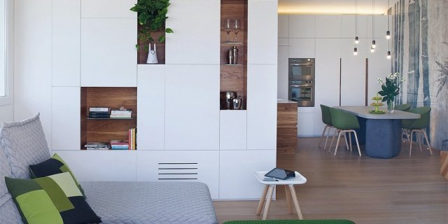 Cose di casa arredamento casa cucine camere bagno for Arredare casa 120 mq