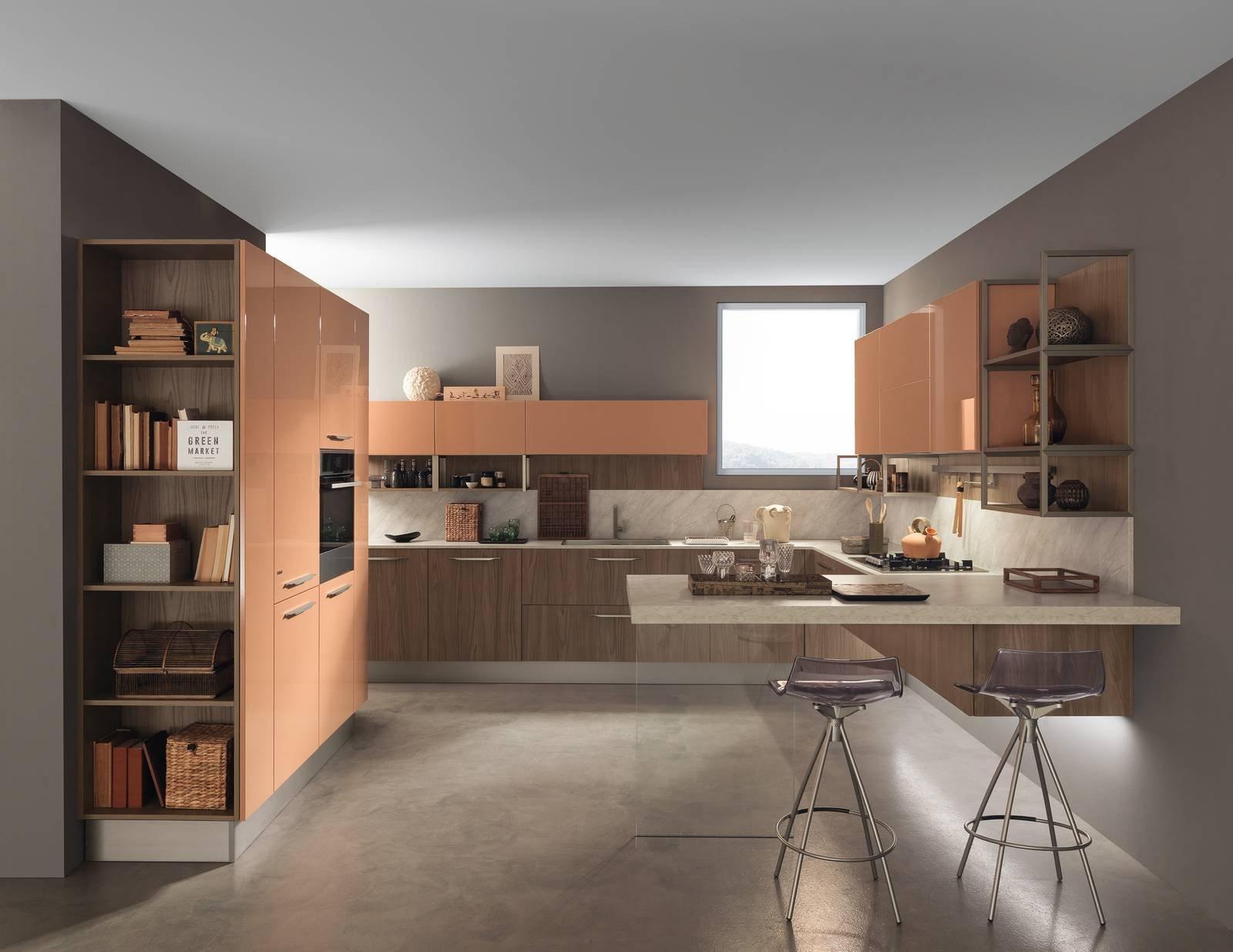 Top cucina laminato effetto legno top cucina in legno listellare o massello with top cucina - Top laminato cucina ...