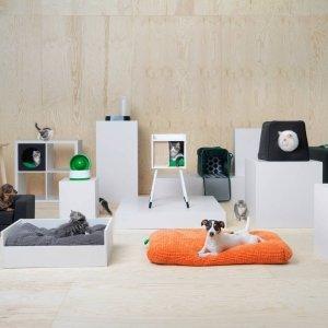 Ikea, la collezione Lurvig per animali domestici.