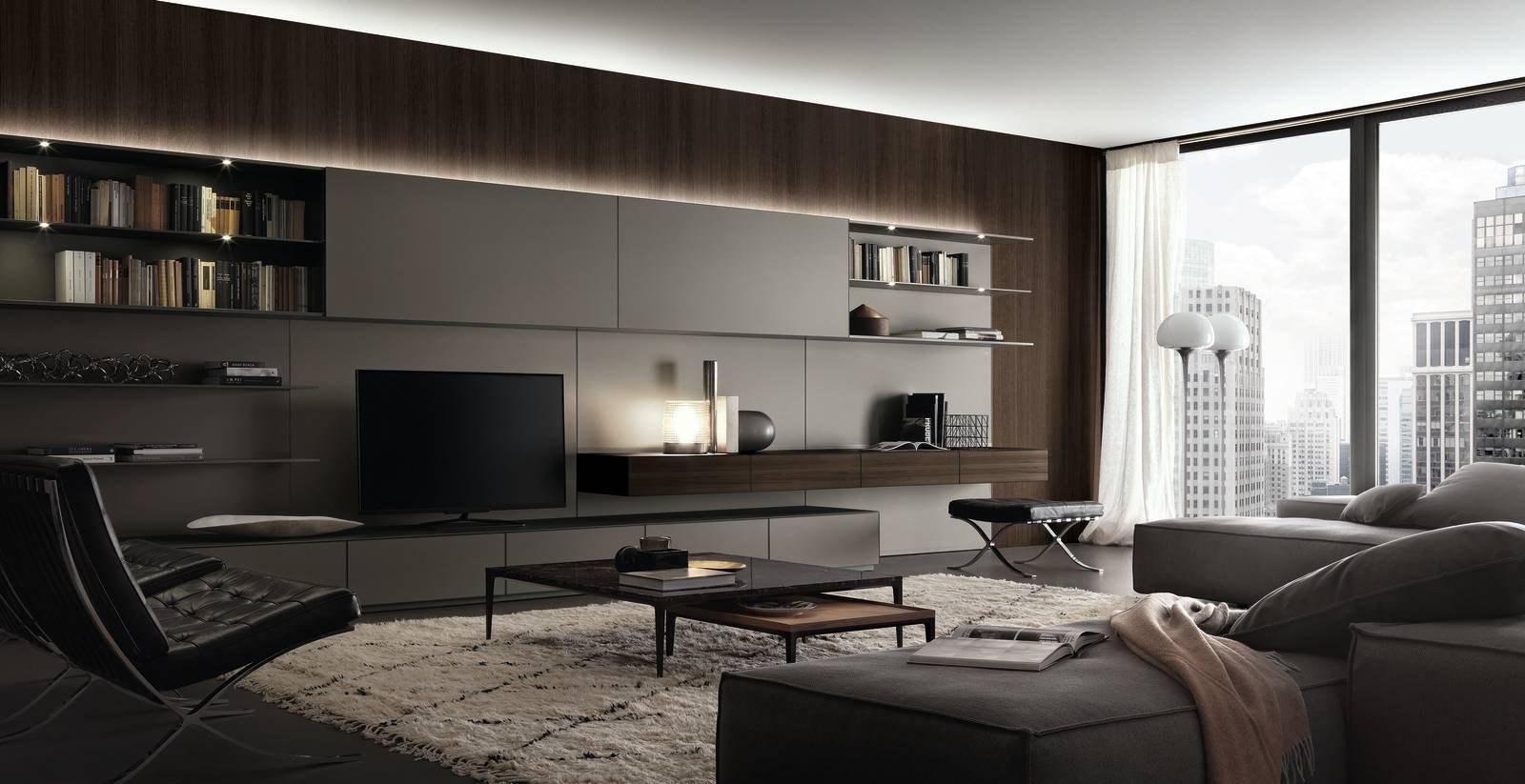 Arredare la casa dal soggiorno alla camera con mobili e for Casa designer