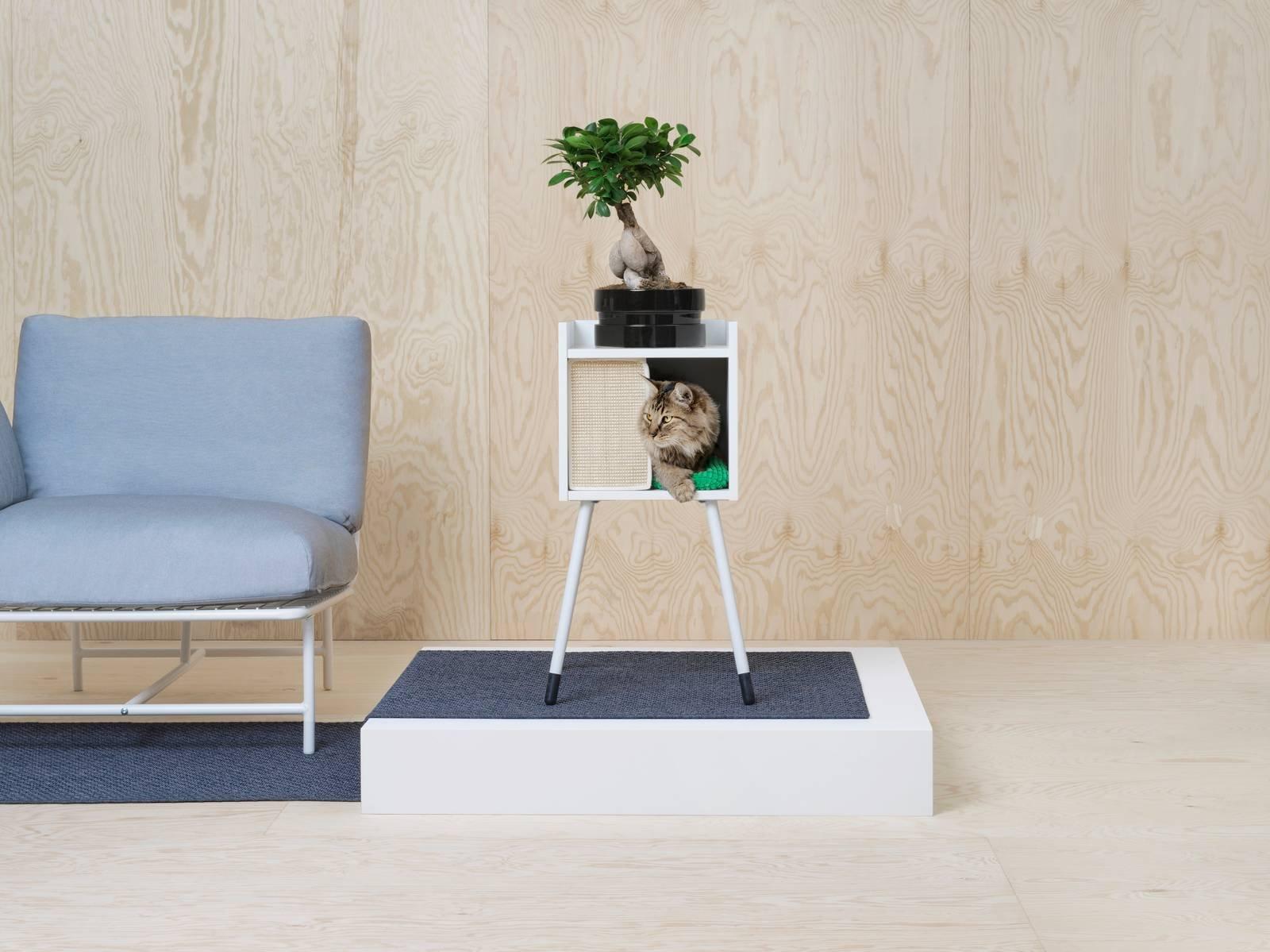 Gambe Per Mobili Ikea una collezione ikea per animali: lurvig, per i cani e i