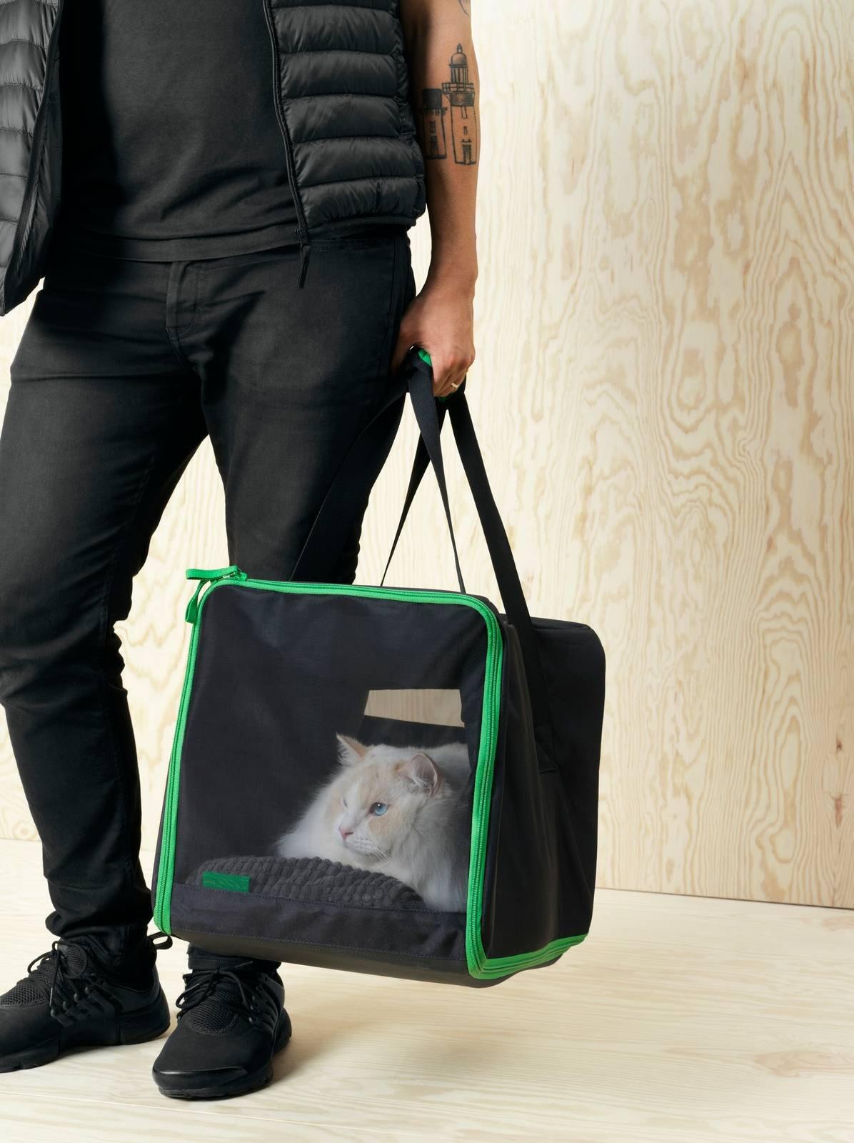 Una Collezione Ikea Per Animali Lurvig Per I Cani E I