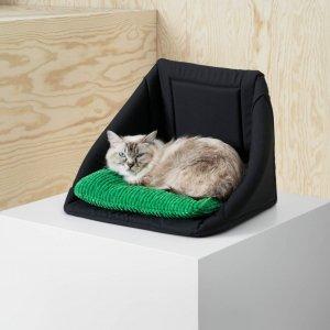 Ikea, cuccia morbida con cuscino, collezione Lurvig.