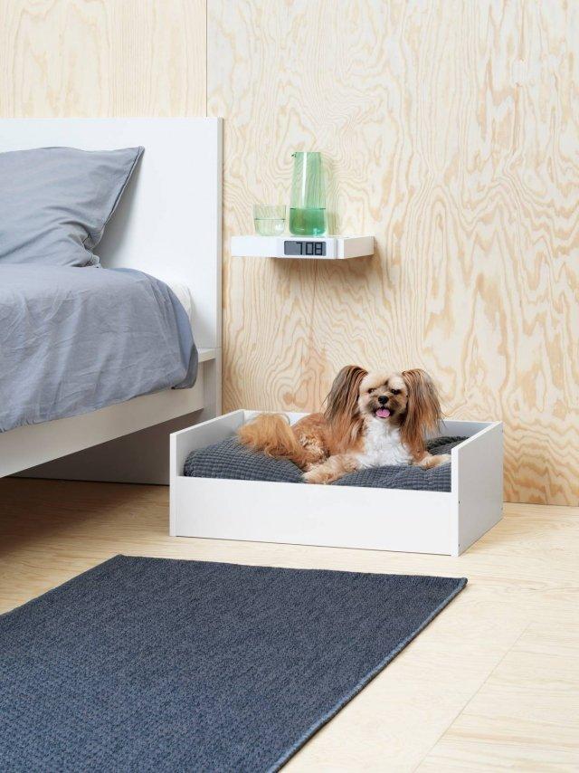 Una collezione ikea per animali lurvig per i cani e i for Cuccia per cani ikea prezzi
