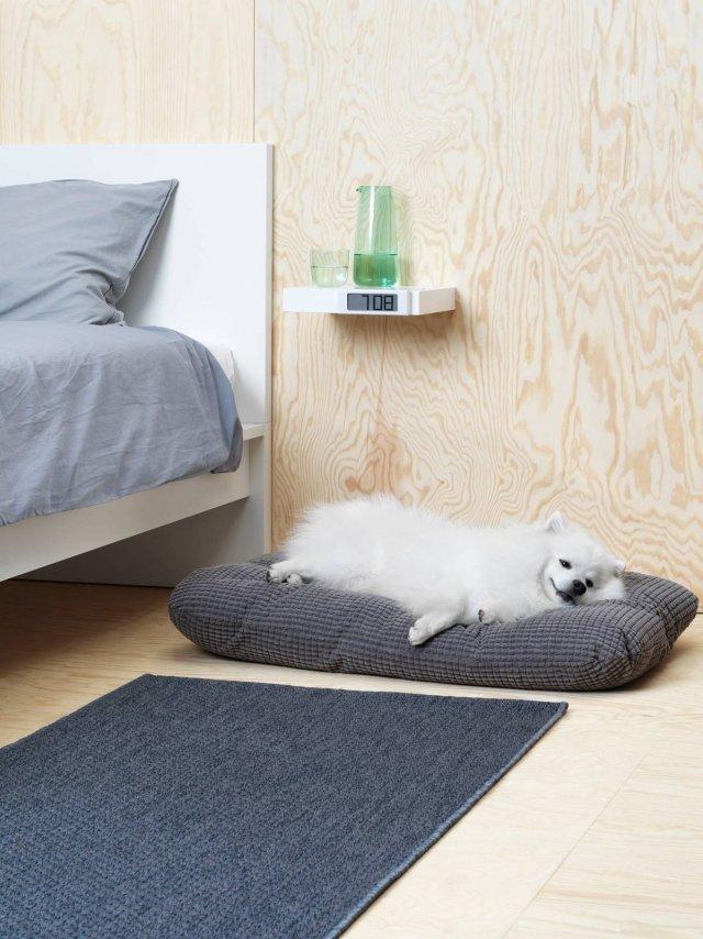 Ikea per animali, cuscino, collezione Lurvig.