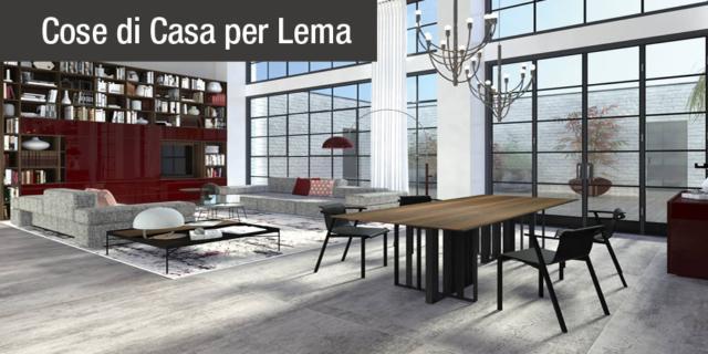 Arredare il loft: stile industriale, in versione elegante e sofisticata. Progetto in 3D