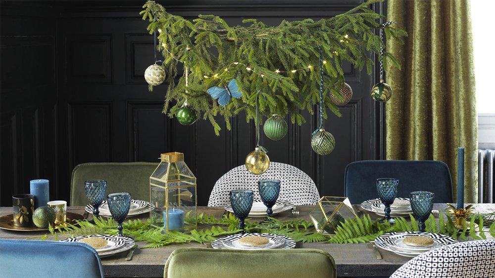 Favorito Tavola di Natale: 10 proposte in colori e stili diversi - Cose di Casa WP74