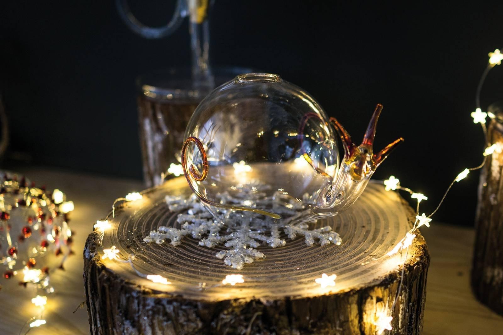Decorazioni di natale oggettistica per rendere bella la for Decorazioni da tavolo