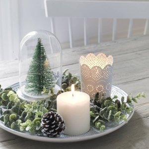 Vegetal bougies di Maison du Monde.