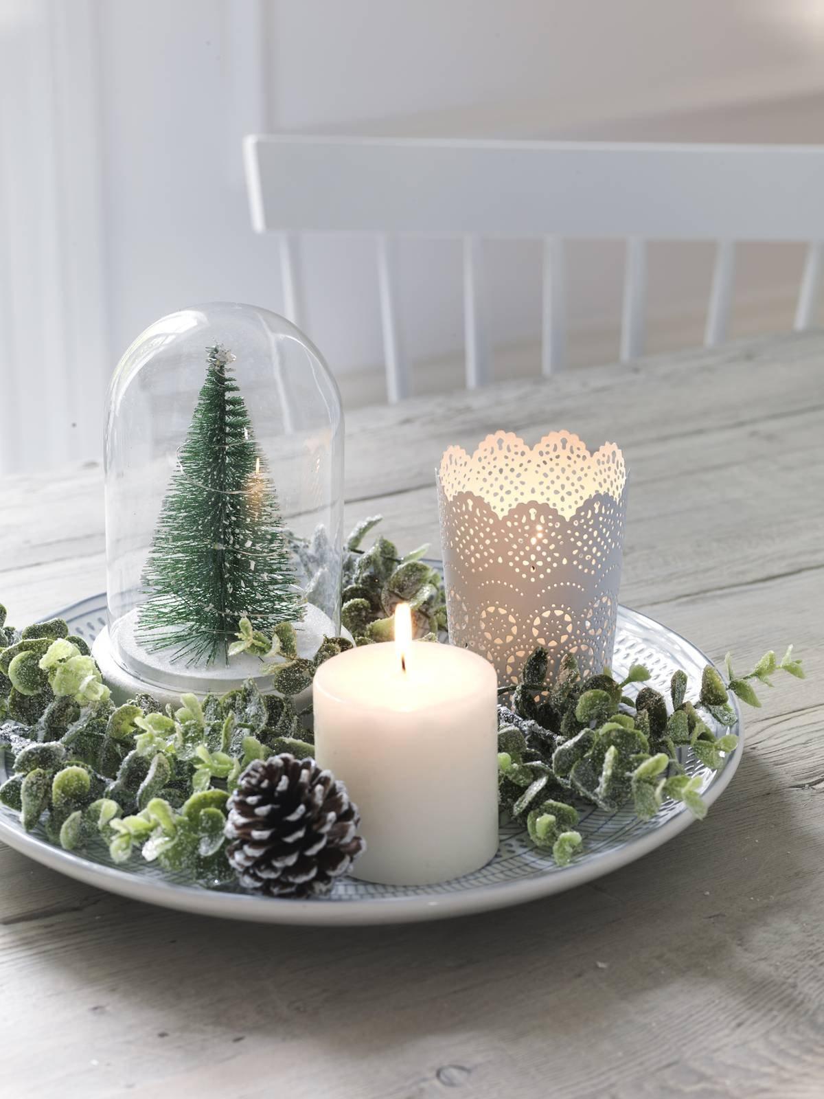 Decorazioni Di Natale Oggettistica Per Rendere Bella La Tavola