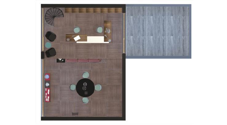 Sfruttare l 39 altezza casa soppalco con studio cose di casa - Altezza parapetti finestre normativa ...