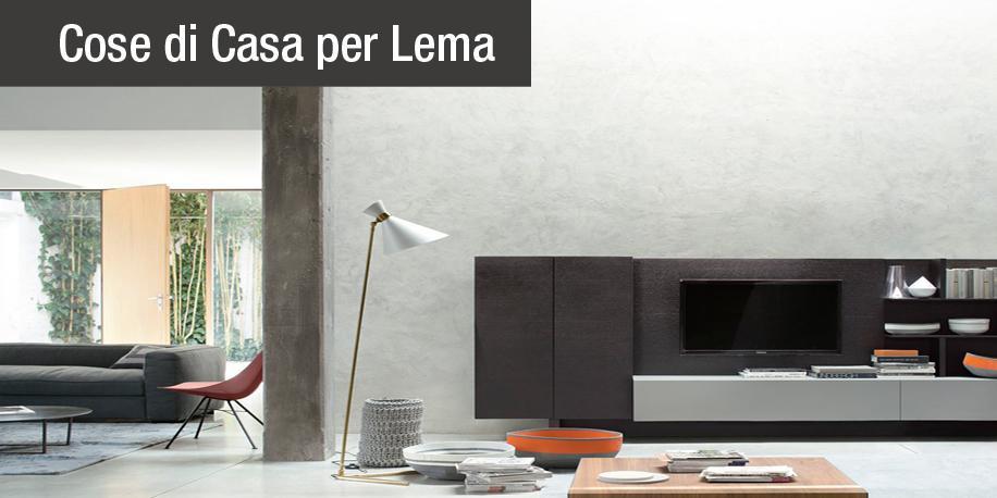 Arredare il soggiorno quale spazio per la tv cose di casa - Fiere per la casa ...