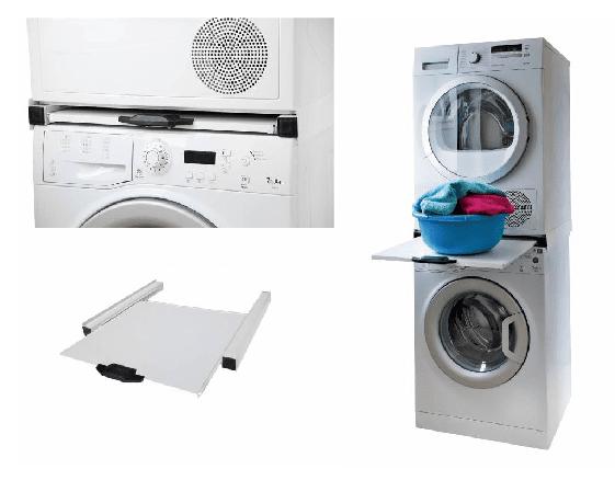 Mobili da esterno per asciugatrici mobile porta lavatrice for Supporto asciugatrice ikea