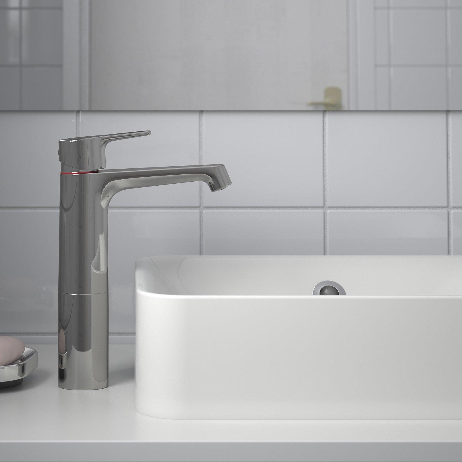 I miscelatori monocomando per il lavabo di primo prezzo - Aeratore per bagno ...