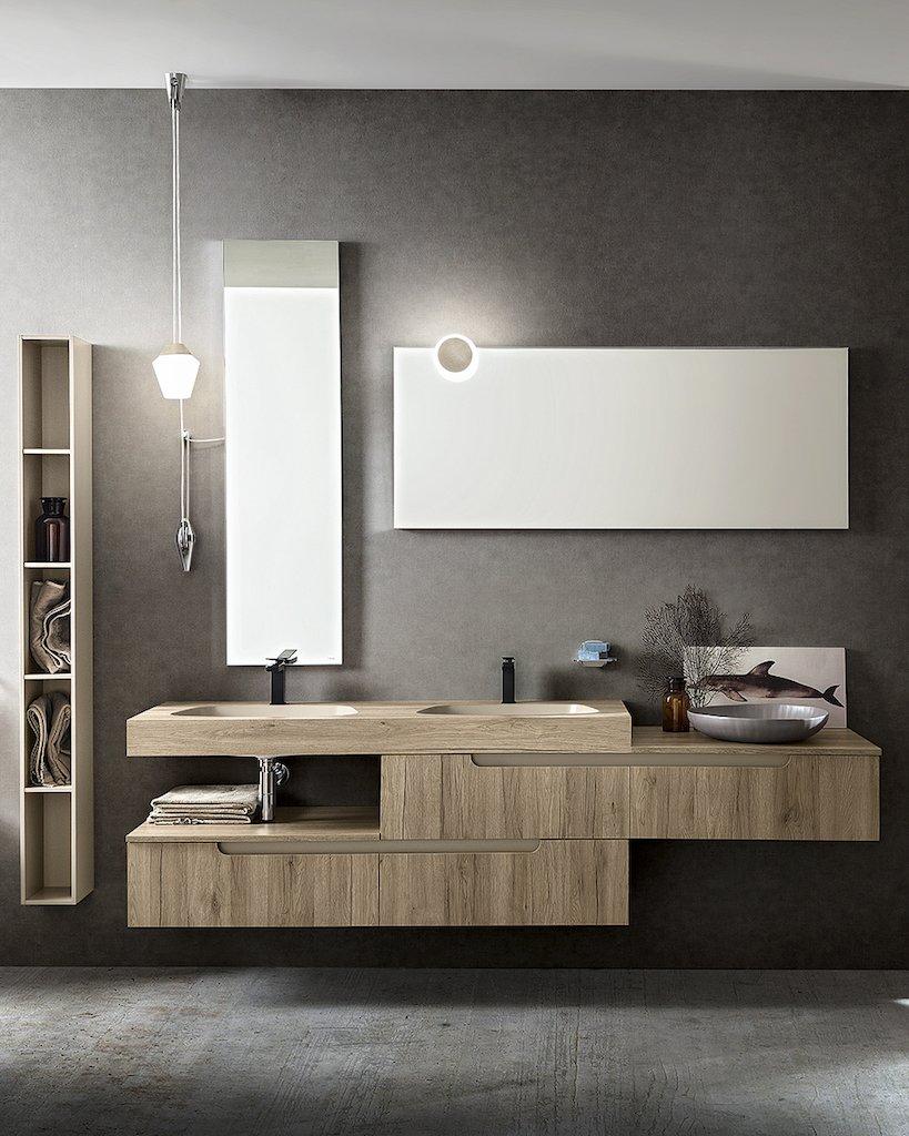 Lampada Sopra Specchio Bagno quale luce per il bagno? a led va bene, ma guarda anche il