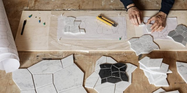 Il mosaico tra arte, design e tecnologia