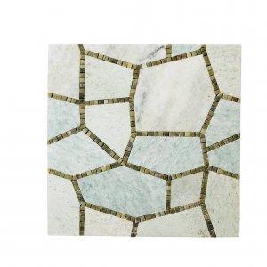 Poligoni con fuga mosaico