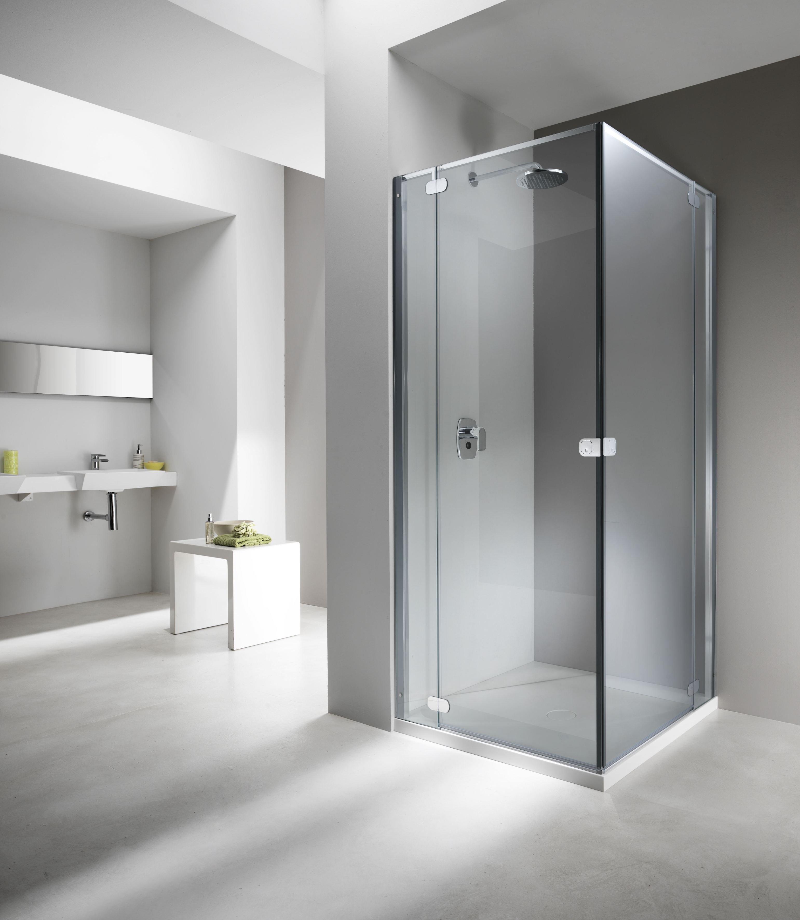 Cabine doccia senza telaio i vantaggi del design minimal cose di casa - Box doccia senza telaio ...