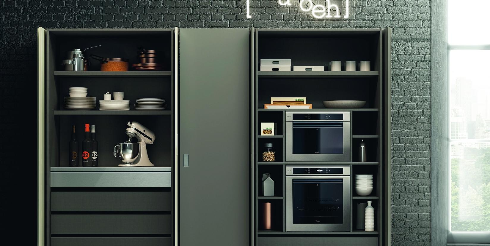 Sicurezza in cucina impianti a norma quali aspetti - Prese a scomparsa cucina ...