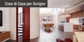 Scrigno: design minimale e qualità per le nuove porte Comfort e Trésor