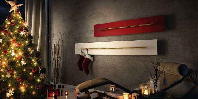 Design da regalare a Natale: mobili, lampade, oggettistica…