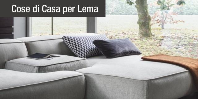 Scegliere il divano: comfort e personalizzazione in primo piano