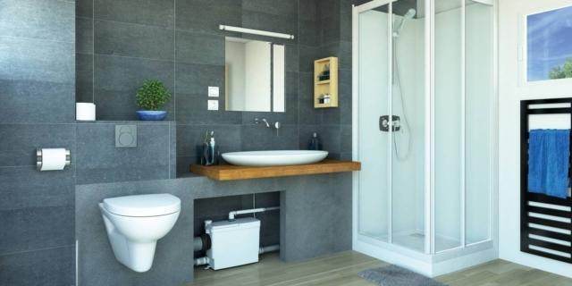 Bagno accessori arredamento mobili vasche e sanitari cose di casa - Bagno di colore prezzo ...