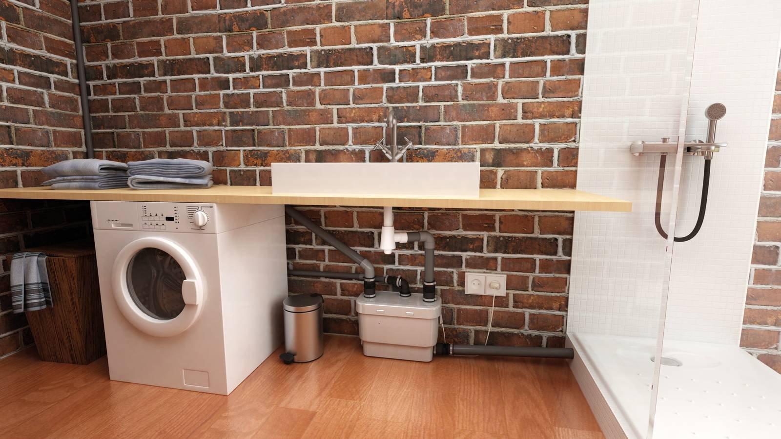 Spostare il bagno e spostare la cucina dove vuoi quando si può