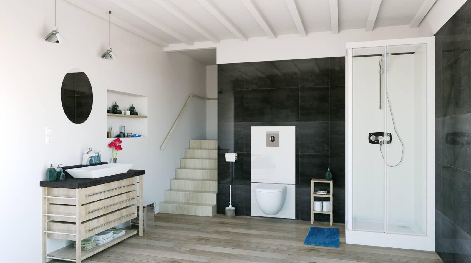 Spostare il bagno e spostare la cucina dove vuoi. quando si può